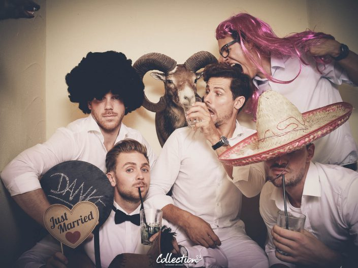 Hochzeit Photo Booth & Fotobox